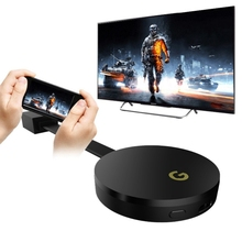 HDMI TV Stick Wireless WiFi Display TV Screen Mirroring Dongle Miracast for Google Chromecast Chrome Cast for Phone Laptop