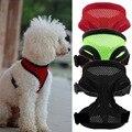 Quick-release buckle Malha Harness Dog pet Harness Dog Cachorrinho Comfort Harness Esportes D-anel Harness Dog Vest com Alça de Mão