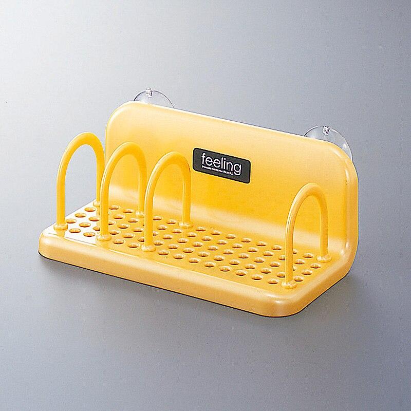 inomata Kitchen scouring pad Separate shelf Small objects storage rack/ Drain shelf, Sponge holder