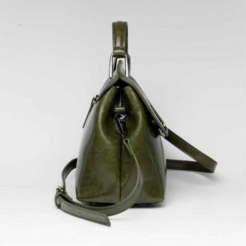 0717cf3f96b18 grün Messenger handtaschen Hoher Bags Sac blau grau Qualität Tragetaschen  2017 burgunder purpurrot Taschen Umhängetaschen Haupt kakifarbig Leder  Designer ...
