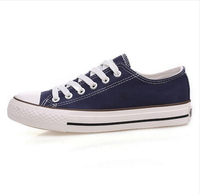 Plus Size Woman Flats Canvas Shoes All Women Loafers Casual Shoes Star Size 35 45