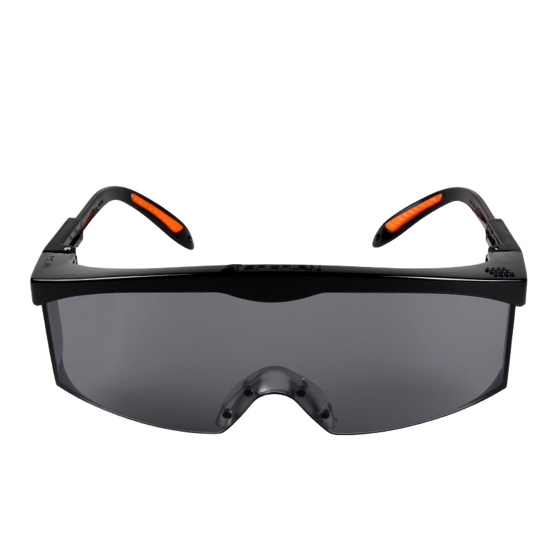 PC Lens Goggles Protective Glasses Protect Eyes Mask Dust-Proof Wind-Proof Striking Resistant Safety Security Labor Goggles