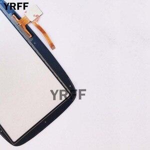 Image 4 - 5 GPS Touch Screen Glas Für TomTom GO500 GO5000 GEHEN 500 GEHEN 5000 Touchscreen Digitizer Panel Glas Sensoren reparatur 3 M Kleber Wischen
