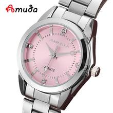 2016 Mujeres de La Manera Ocasional Relojes Caso Diamante Cristalino de Plata Elegante reloj de Señoras Reloj de Cuarzo relogio feminino