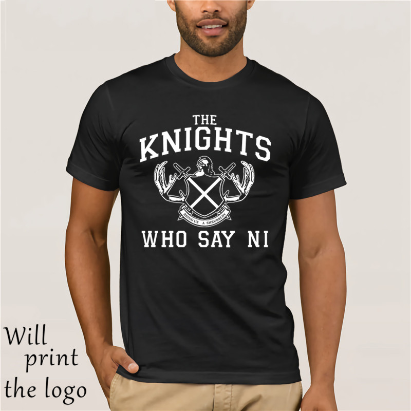 Hoodies & Sweatshirts Knights That Say Ni Hoodies 100% Cotton Monty Python And The Holy Grail Shubuzhi Brand Mens Sweatshirt Fashion Hoodies Euro Size Goods Of Every Description Are Available