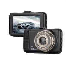 Buy online Car DVR Registrator Dash Camera Cam Digital Video Photo Car Recorder Camcorder 1080P 12 MP Night Vision 140 Degree Lens