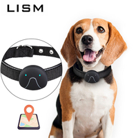 High Quality GPS Tracker Collar Smart Locating Device GPS Locator Anti Lost Tracer with Dog Collar for Pets Dogs Tracking New