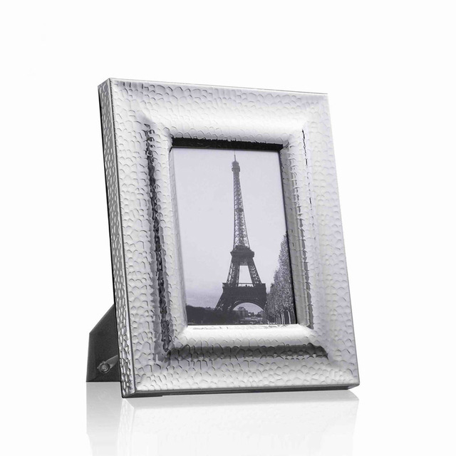 Silver Metal Photo Frame Picture Frames Picture Display for Home ...