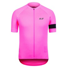 Professional Fabric Ultralight High Quality 2017 AJO Cycling Bicycle Bike MTB Sport Ciclismo Jerseys Short Sleeves Clothing J014
