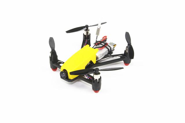 Q100 InRoom Mini Drone PNP Cepillado ESC Motor F3 Cámara Accesorios de Carreras de Rc Drone Fpv Quadcopter FPV DIY Kit Racer F19453