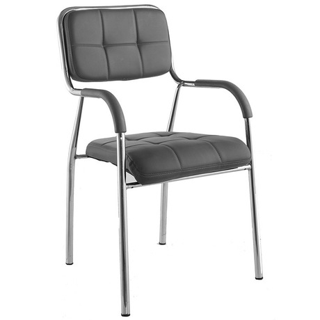 Steel Chair For Office Fishing Toy Wow Conference Commercial Furniture Fashion Simple Meeting Pu