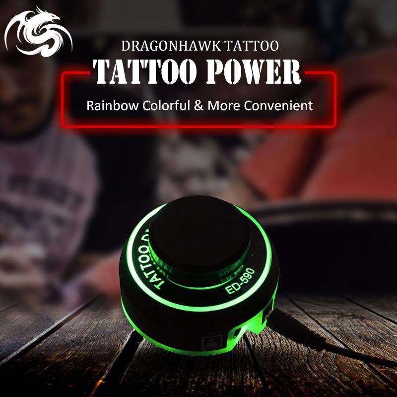 Power Box Lcd Magnet Tattoo Power Dragonhawk Machine Gun Power Supply