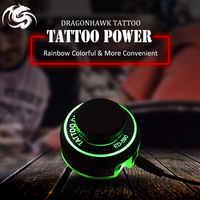 Bloc d'alimentation Lcd aimant tatouage puissance dragon hawk mitrailleuse alimentation