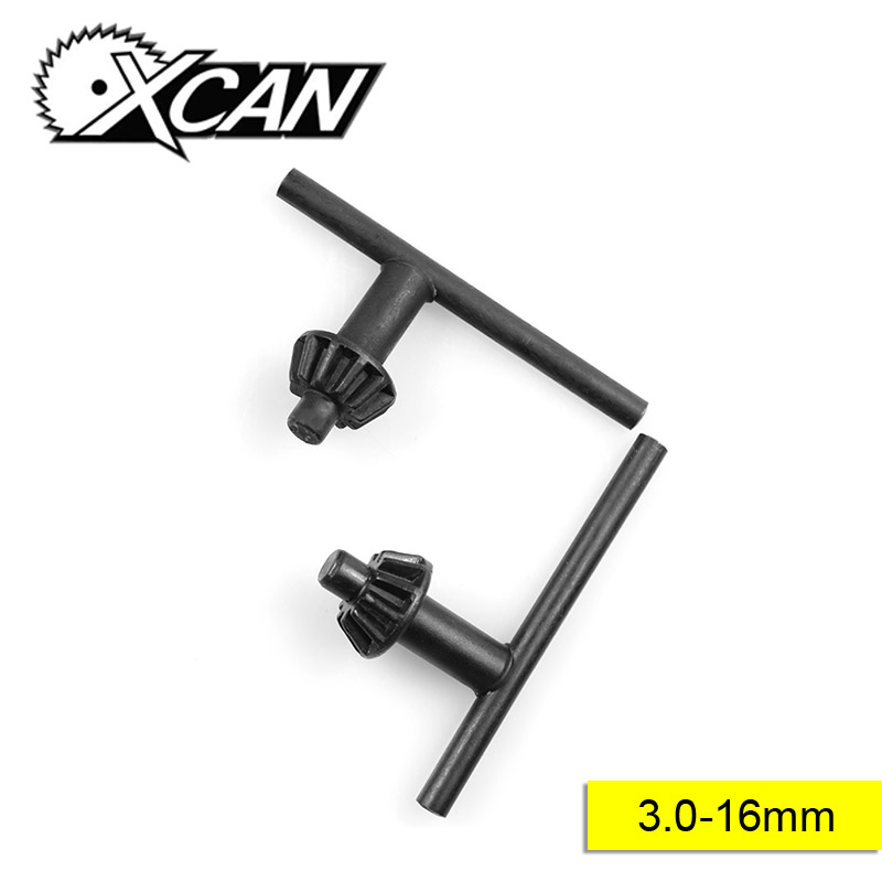 XCAN 1pc 16mm Drill Chuck Keys For Electric Grinder Mini Drill Chuck Key Drill Chuck Wrench