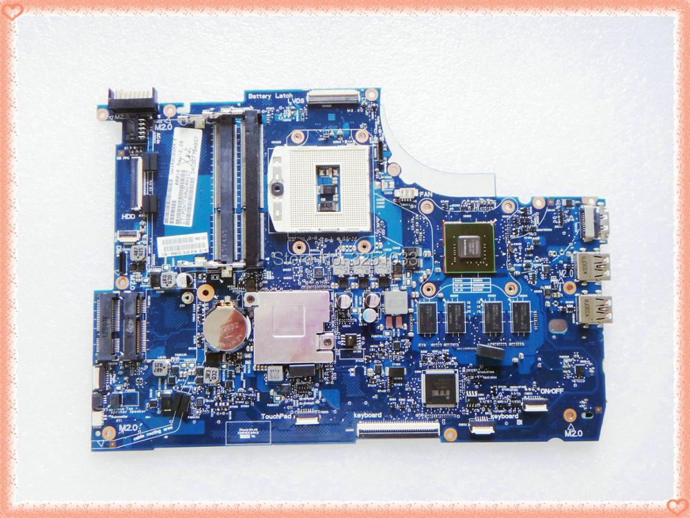 for HP ENVY QUAD 15T-J000  15T-J100 NOTEBOOK 720566-501 720566-001 Laptop motherboard for HP ENVY 15 15T-J000 15T 740M 2G HM87 815248 501 main board for hp 15 ac 15 ac505tu sr29h laptop motherboard abq52 la c811p uma celeron n3050 cpu 1 6 ghz ddr3