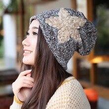 Оптовая новые моды для женщин женщина девушка красоты звезда хип-хоп шапочки шляпа весна осень зима тепловой вскользь skullies cap