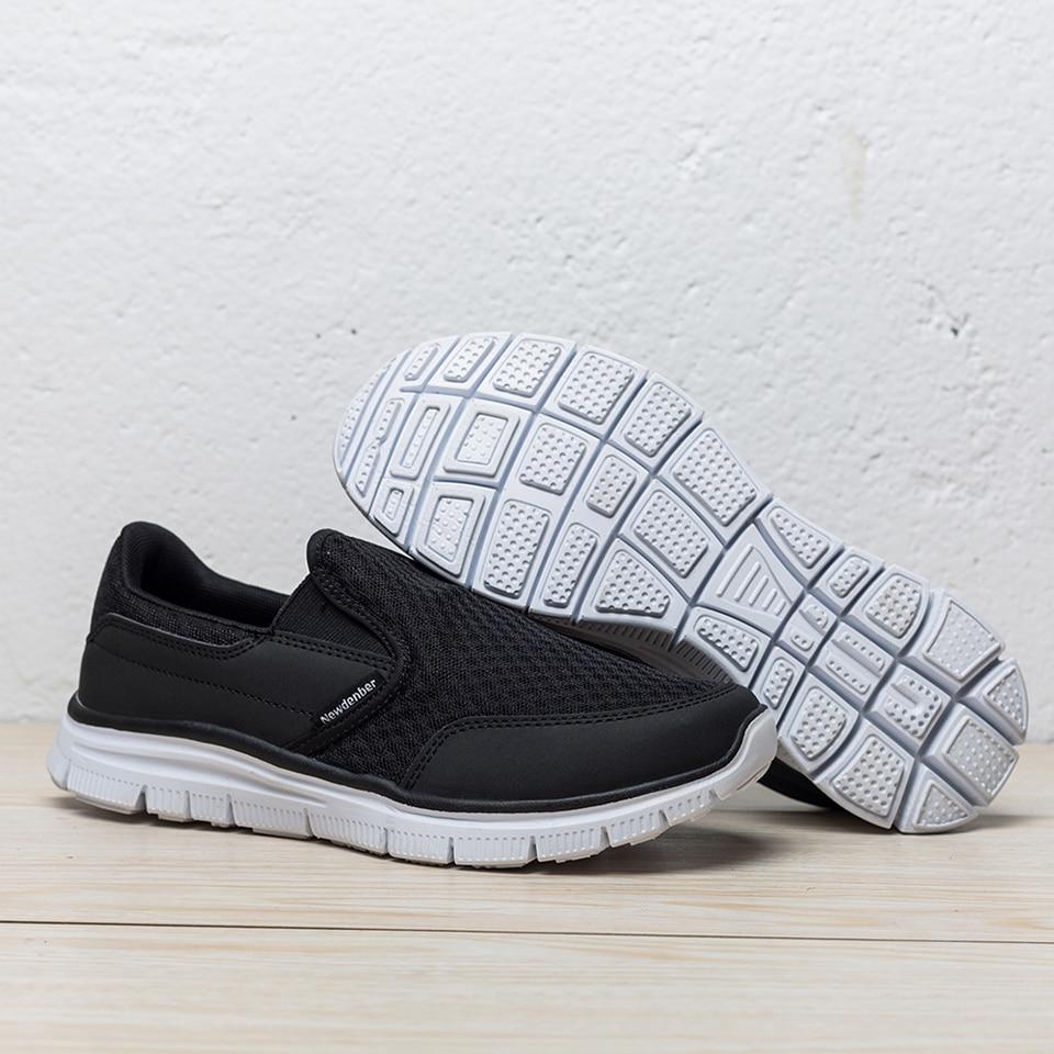 Casual chaussures de sport d'été de haute qualité Air Mesh - Chaussures pour hommes - Photo 5