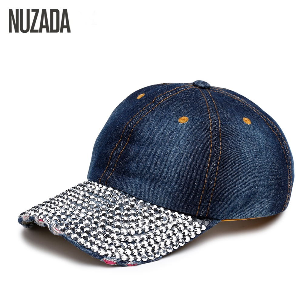 brands nuzada fashion classic hats baseball cap