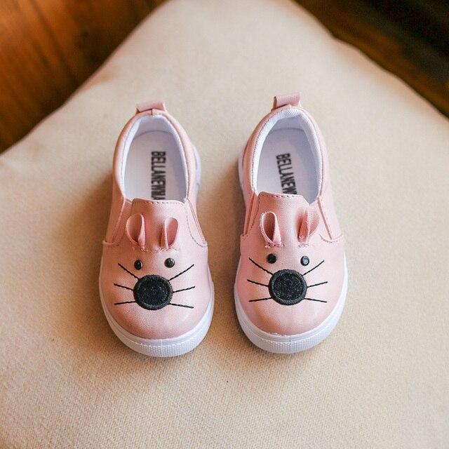 2018 Primavera Primeros Venta Niños Zapatos Deportivos Chicos Zapatillas de  Deporte Nuevo marca Cat PU Niñas 331ddedabf13e