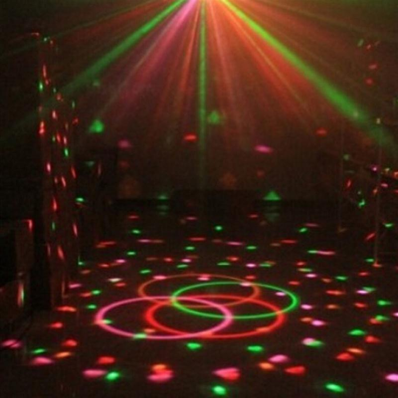 Portable Voice-Activated RGB LED Crystal Rotating Magic Ball Effect Light DJ Disco KTV Party Stage Lamp Lighting 5pcs mini auto rotating rgb led stage light party lamp disco for home ktv bars disco party decoration lighting super brightness