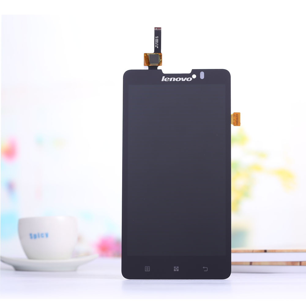 LCD Display + Touch Screen Digitizer For Lenovo p780
