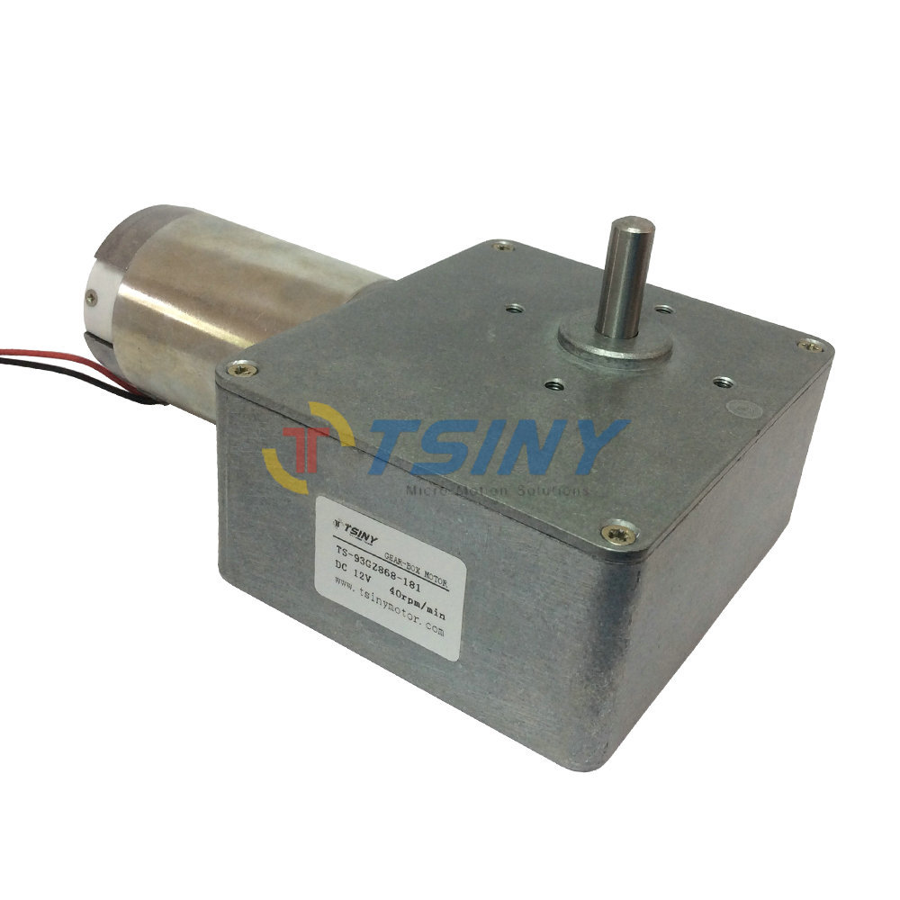 12v motor reducer high torque 12v 40rpm/min dc motor ,metal gear motor ,free shipping 12v dc metal gear reducer motor high torque dc gear box motor new arrival