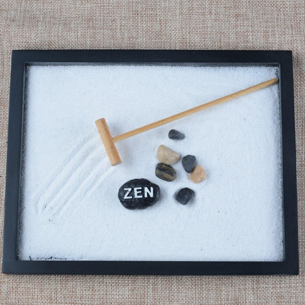 1 Set Peaceful Elaborately Statue Zen Garden Sand Meditation Relax Decor Set Spiritual Zen Garden Kit Decoration Set1 Set Peaceful Elaborately Statue Zen Garden Sand Meditation Relax Decor Set Spiritual Zen Garden Kit Decoration Set