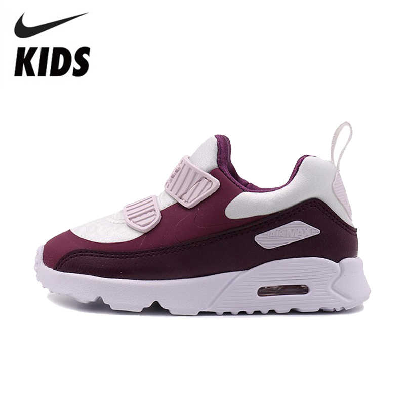 e6e03d6016903 Nike Air Max Kids Shoes New Pattern Baby Shoes Air Cushion Motion  Comfortable Running Shoes 881928
