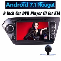 EinCar 8 Inch 2 Din Android 7 1 Touch Screen Car Stereo Radio DVD Player GPS
