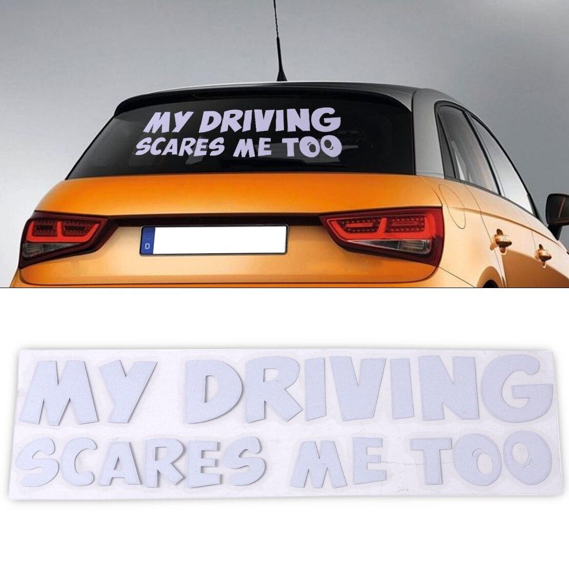 Slammed 10x1.9 inch sticker decal car and truck window