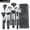 Набор кистей для макияжа JAF  15 шт.  удобный портативный набор кистей для макияжа  брендовый косметический набор для макияжа  Бесплатная Пряма...