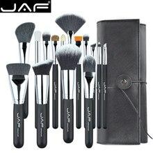 Jaf 15 個メイクブラシツール、便利なポータブルメイクアップブラシセット、ブランド化粧品メイクアップキット、無料ドロップシッピング J1531YC B