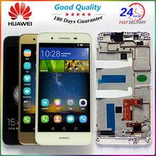LCD Display for Huawei Enjoy 5S GR3 TAG-L21 TAG-L01 TAG-L03 TAG-L13 TAG-L22 TAG-L23 Digitizer Sensor Panel Assembly Frame(China)