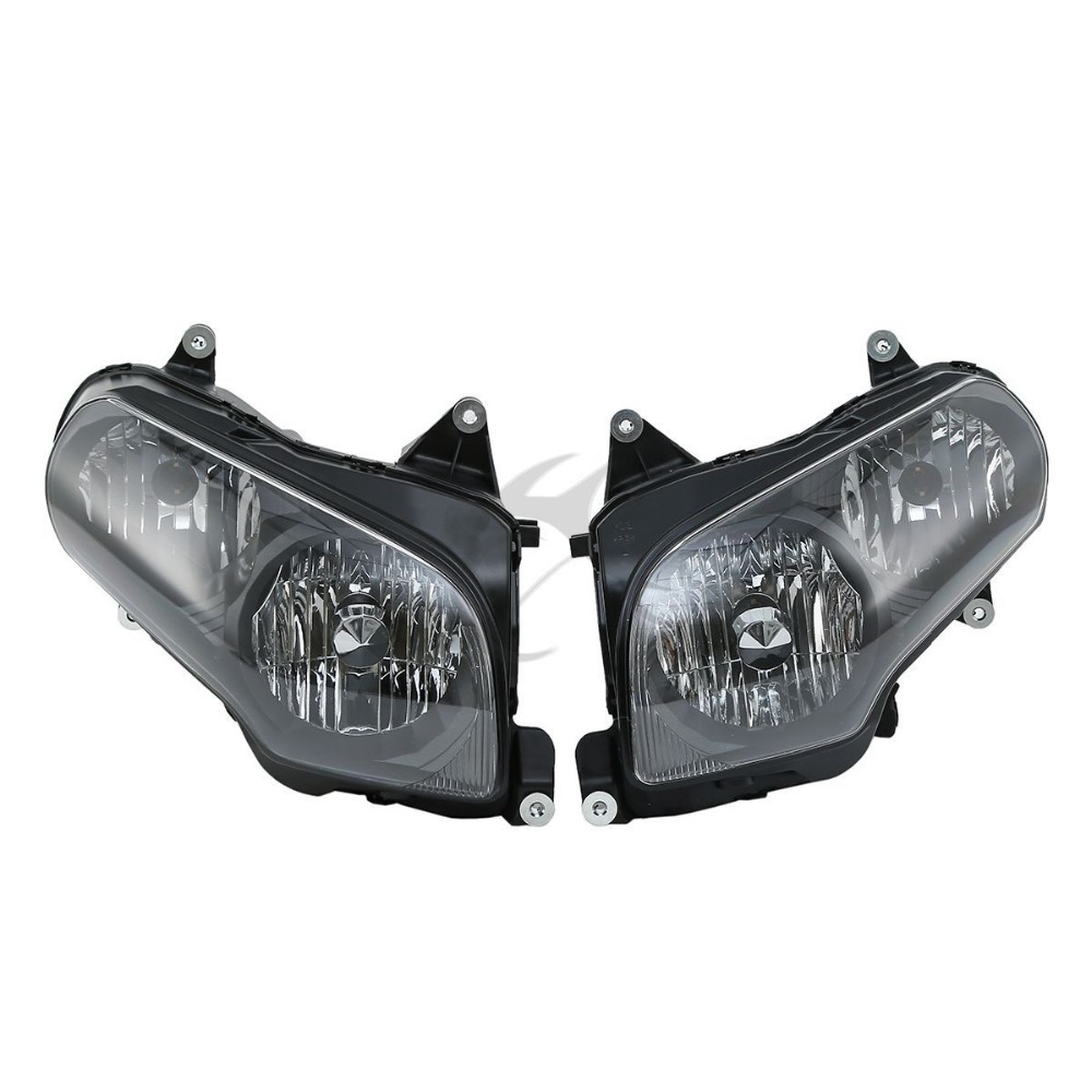 Motorcycle Front Headlight Head Lamp Assembly Fit For Honda Goldwing GL1800 F6B 2012-2015 2013