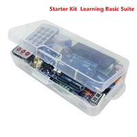 Starter Kit Uno R3 Stepper Motor 1602 LCD DIY Project Upgraded Version Learning Basic Suite for arduino Compatible with UNO