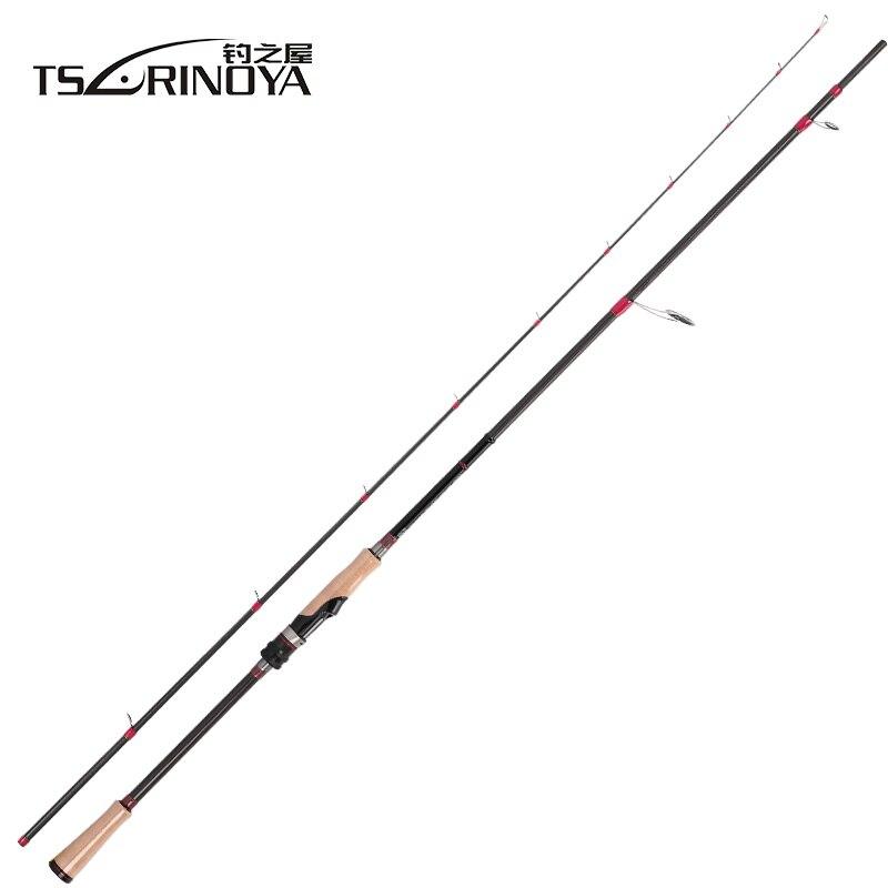TSURINOYA SWORDSMAN 872MH Fast Casting/Spinning Rod 2.62m