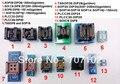 Free shipping13 pcs Universal adapter scoket for programmer vs4800 tnm5000 TL866A TL866cs ezp2010  G540 RT809F EZP2010 TOP3000