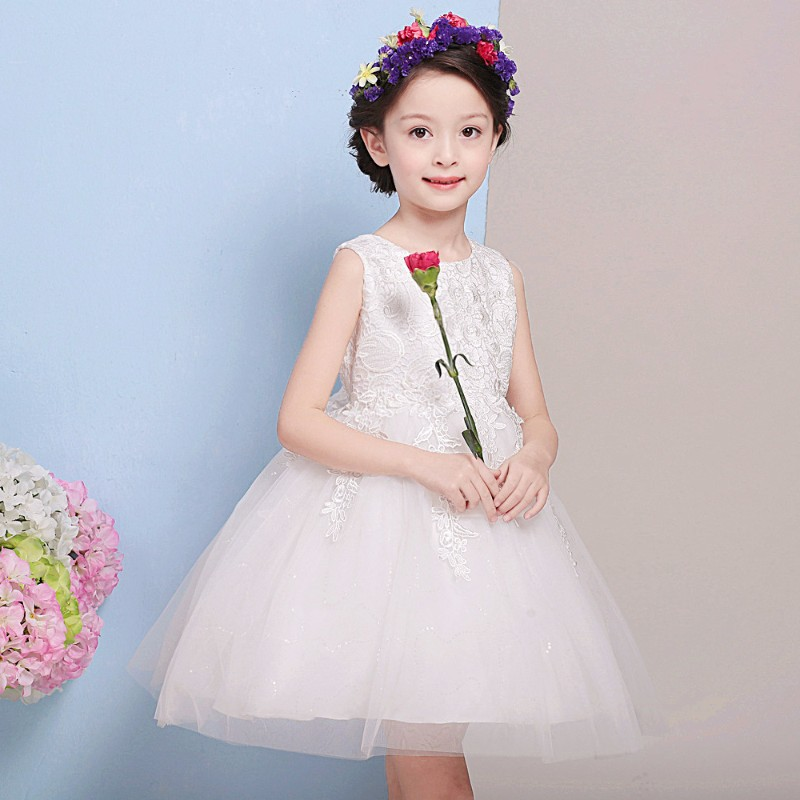 dress for girl baby infant wedding toddle party cinderela baptism princess sofia lace Aurora Dresses Kids costume girls Clothes