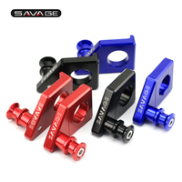 Swingarm Spools Slider For YAMAHA MT10 FZ10 FZ1 FZ8 T MAX 530 YZF R1 R1M R1S 2004 2018 Motorcycle Stand Screw Chain Adjuster