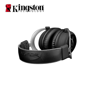 Image 4 - Kingston HyperX Cloud Pro Silver Gaming Headphone with Microphone Volume Control Headset 3.5mm Plug Steelseries Auriculares