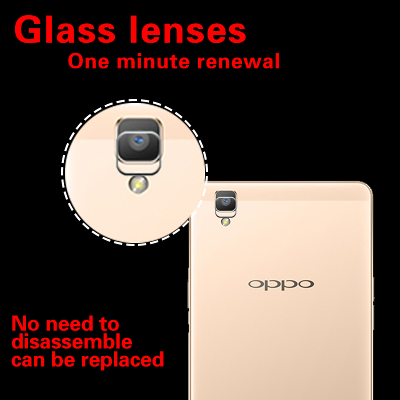 Accessory Back Camera Lens Screen Protector For OPPO A53 5.5 Tempered Glass Full Cover Coverage Film Guard Sheild Anti-Shatter
