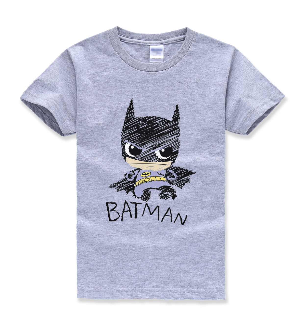 batman t shirts short sleeve homme t shirts streetwear hipster summer 2018 cotton hip hop t-shirt baby girl clothes shirt tops