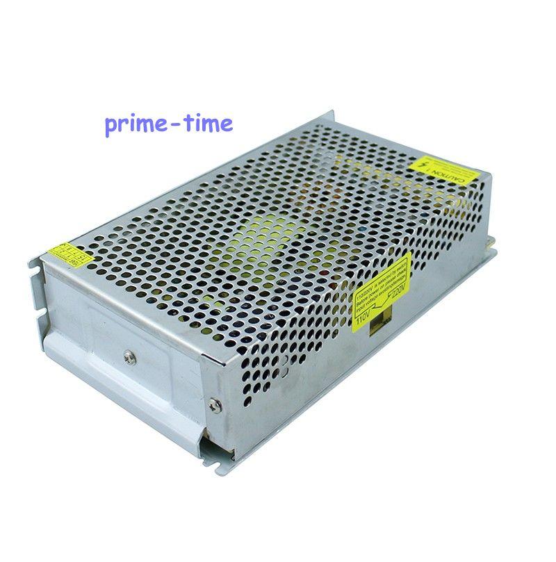 12 V 20A 240 W fuente de alimentación conmutada, 12 V 20A 240 vatios adaptador de corriente, transformador de tira llevada, envío libre