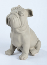Nordic creative ceramic French Bulldog dog statue home decor crafts room decoration objects ornament porcelain animal figurine nordic macaron color french bulldog ceramic figurines collectibles for home decor weddings centerpieces porcelain animal statues