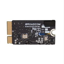 NEW FOR MacBook AIR A1370 A1369 WiFI AIRPORT card BCM943224PCIEBT2