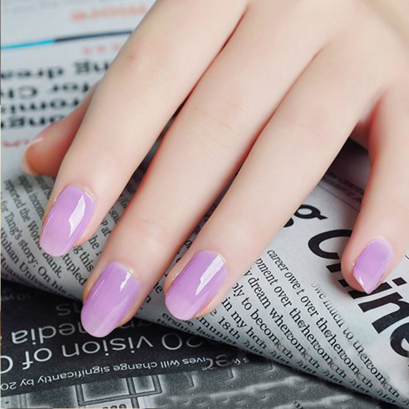 2015 Hot 3pcs Pink Dating Purple Colors Nail Art Soak Off Mild East ...