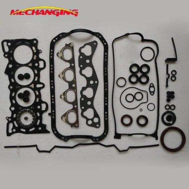 For HONDA CIVIC D14Z1 D14Z4 D15Z3 D15Z4 D15Z6 D15Z8 D16Y2 D16Y5 D16Y7 D16Y8 D16Z6 Metal Full Engine Gasket Set Full set 50164200