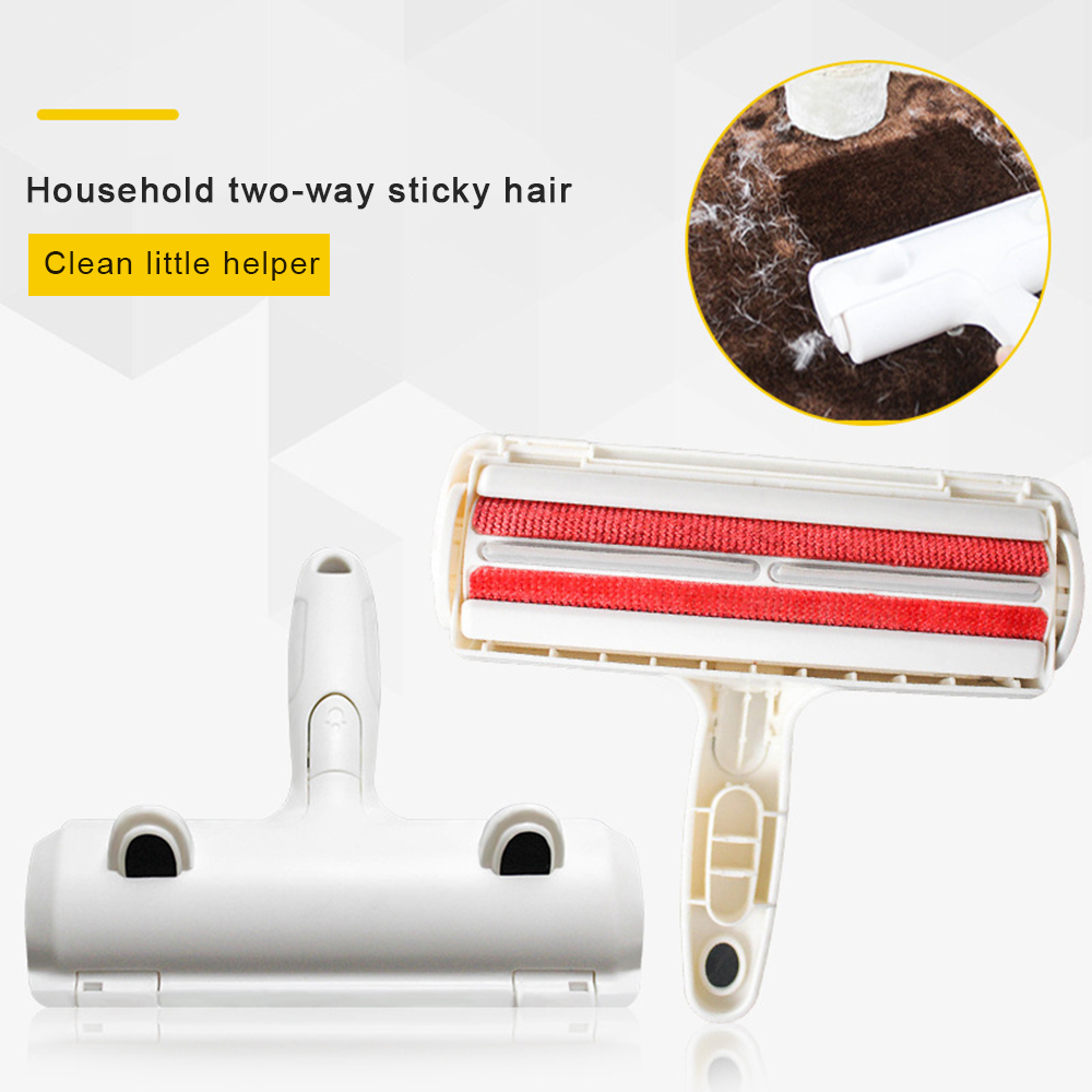 Creative And Practical Home New Goods HATELI Pet Hair Cleaning Brush