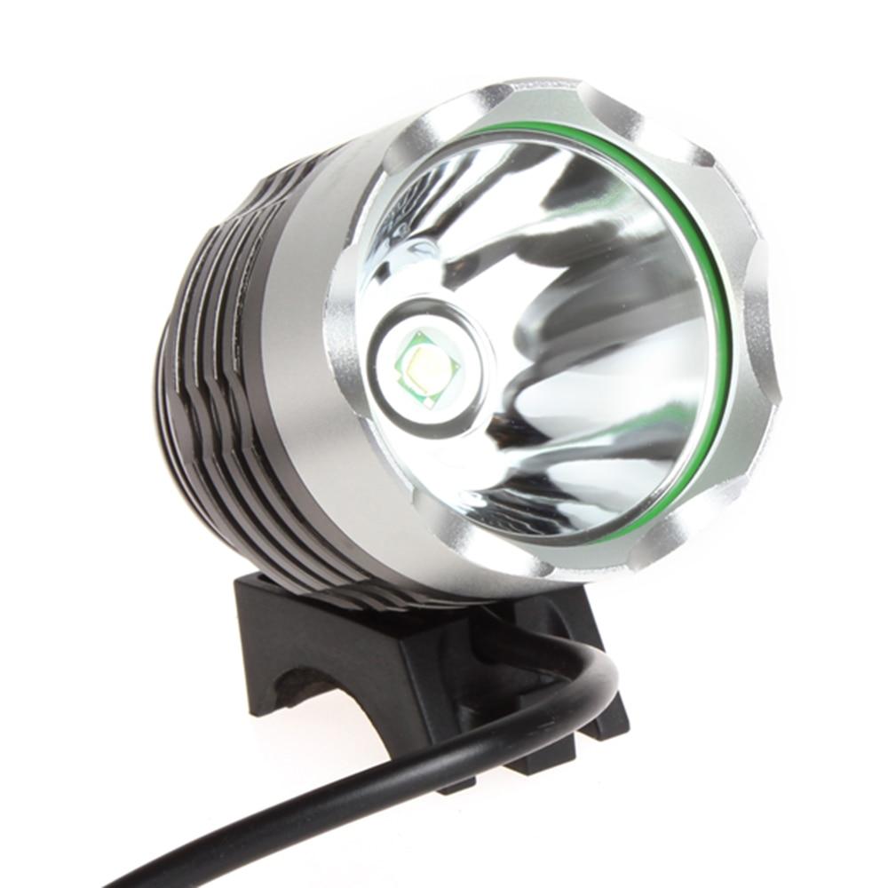 500 lumen vízálló fej első lámpák kerékpáros lámpa LB-XL T6 - Kerékpározás