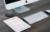 Ugpine qi carregador sem fio rápida, carregamento sem fio pad para samsung galaxy s6 s6 edge s7/s7edge note5 e todos qi-dispositivos habilitados